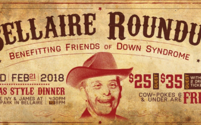 Bellaire Roundup Benefitting Friends of Down Syndrome