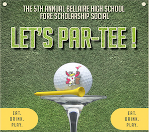 5th Annual Bellaire High School Fore Scholarship Social