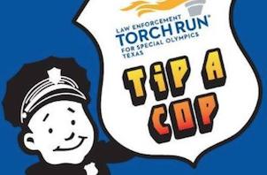Special Olympics Tip a Cop