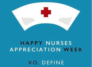 Nurse Appreciation at DEFINE:Bellaire