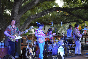 West U Party on the Patio Concert Series