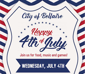 Bellaire July 4th Parade and Festival