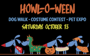 2018 Citizens for Animal Protection Howl-o-Ween Dog Walk, Costume Contest & Pet Expo