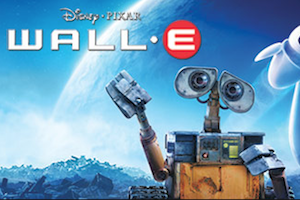 West U Dive-In Movie: Wall-E