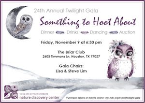 "Twilight Gala: ""Something to Hoot About"""