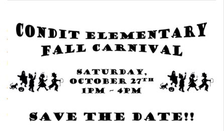 Condit Elementary Fall Carnival
