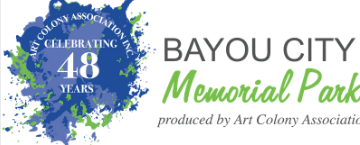 2019 Bayou City Art Festival Memorial Park