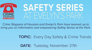 Safety Series: Every Day Safety & Current Crime Trends