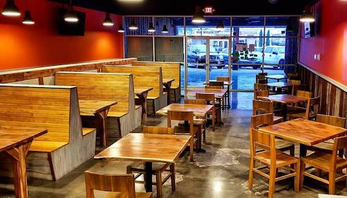Blood Bros. BBQ will open Thursday, December 20, in the Bellaire Triangle.