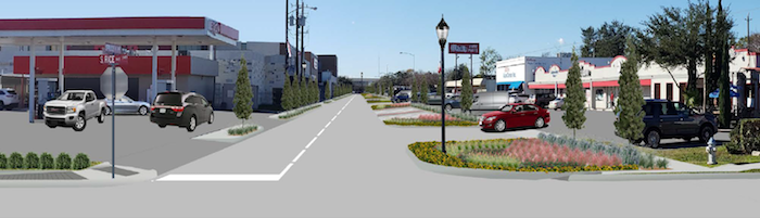Bellaire City Council approves an agreement for the Spruce/5th Street Project.