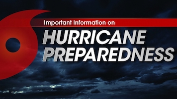 Hurricane Preparedness Community Meeting