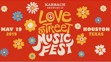 Karbach's Love Street Music Fest 2019