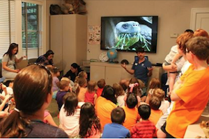 Family Nature Night: Reptile Rendezvous