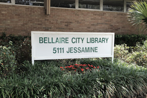 Bellaire Library July Events