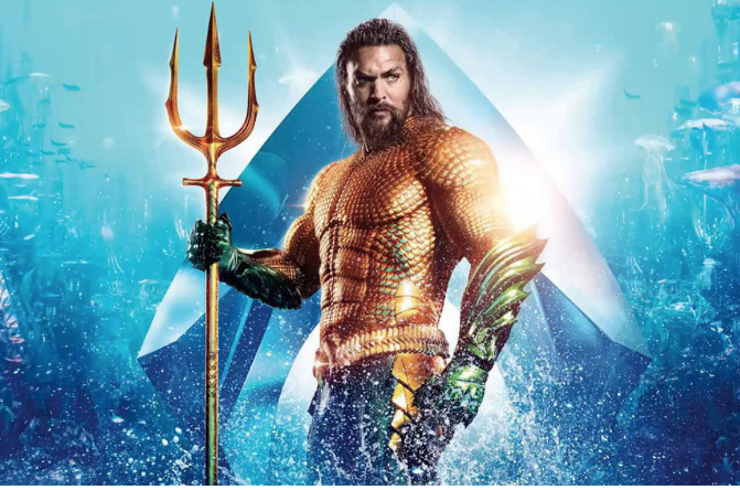 Dive-In Movie Night: Aquaman