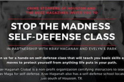 Stop the Madness Self-Defense Class