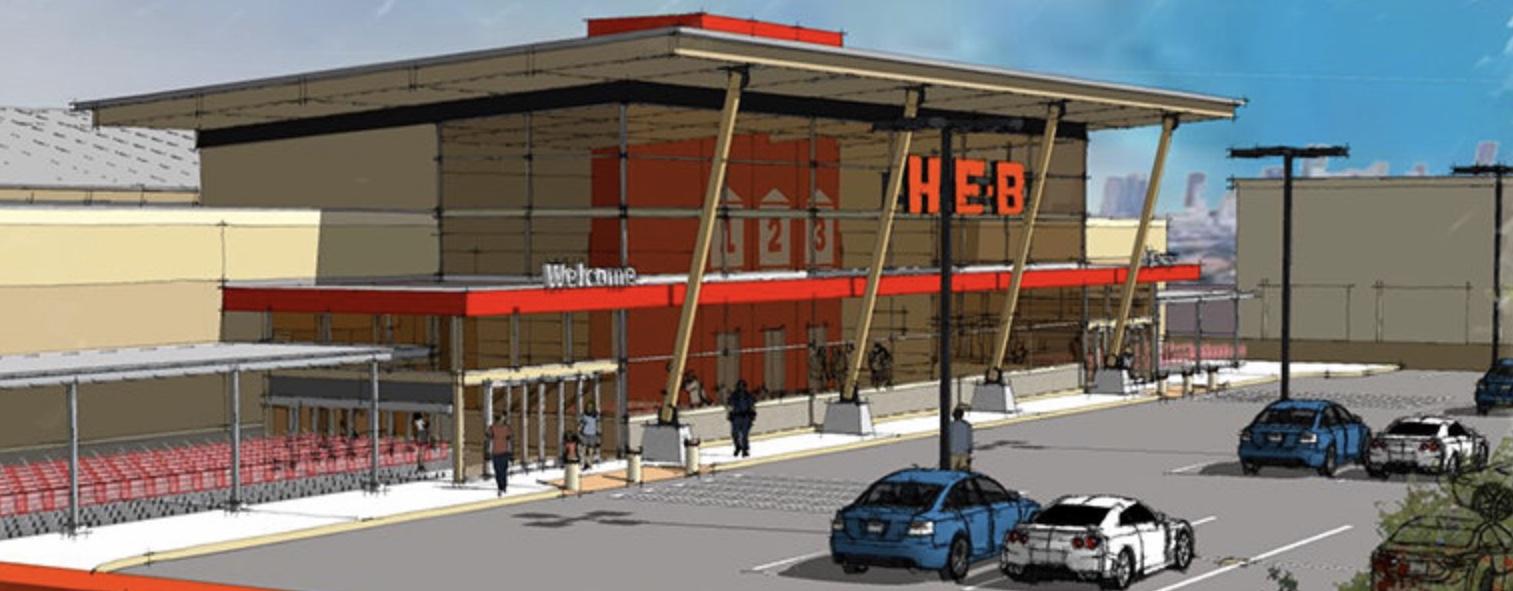 HEB Meyerland Market
