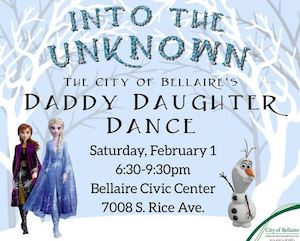 Daddy Daughter Dance Bellaire