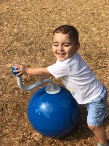 PATRONS donates new Story Balls to Bellaire Parks.