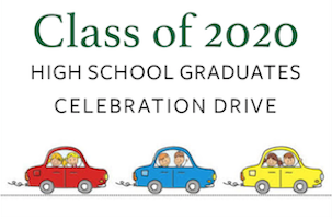 Class of 2020 High School Graduates Celebration Drive
