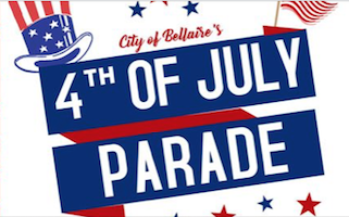 Bellaire 4th of July Parade