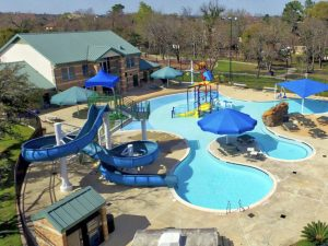 Bellaire Town Square Family Aquatic Center is closed until further notice.