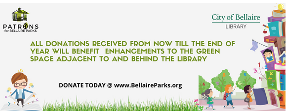 Give back to our parks this holiday season.