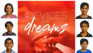 "The Puranik Foundation Launches ""Devices For Dreams"" Fundraising Campaign."
