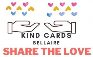 Bellaire citizens introduce Kind Cards.