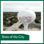 Mayor Friedberg delivers the State of the City Address.