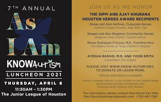 "7th Annual ""As I am"" Luncheon"