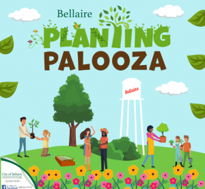 'Planting Palooza-30 Days of Planting' will help make Bellaire greener.