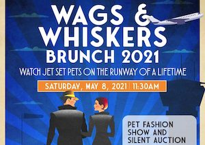 8th Annual Wags and Whiskers Brunch