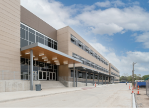 Bellaire High School will debut three new wings this fall.
