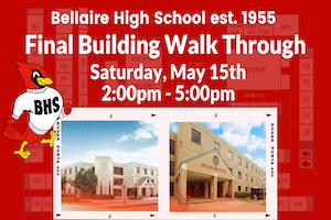 Bellaire High School Final Walkthrough