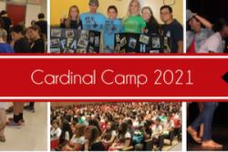 cardinal camp 2021