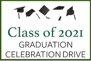 Class of 2021 High School Graduation Celebration Drive