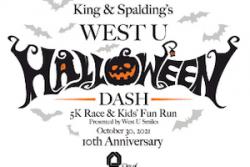 West U Halloween Dash