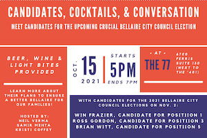 Candidates, Cocktails, & Conversation