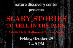 Scary Stories Night Hike