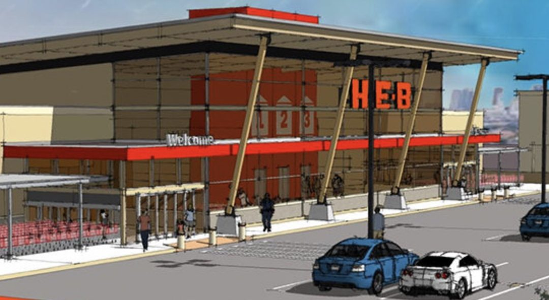 The new H-E-B Meyerland Market will open January 29.