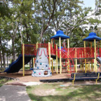 Play structures in Bellaire parks are now open.