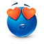 {blue}:inlove: