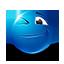{blue}:wink: