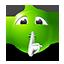 {green}:nonoise:
