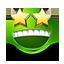 {green}:starryeyes: